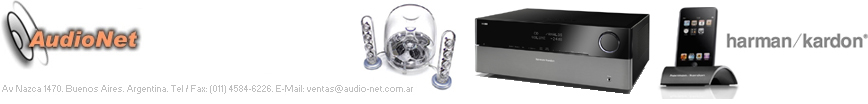 Harman / Kardon - Audionet