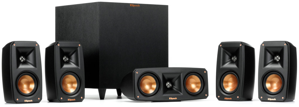 Klipsch Theater Pack 51