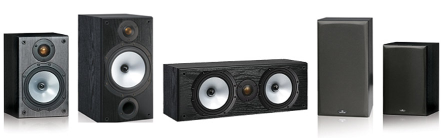 Monitor Audio Bronce MR 2 5.0 System