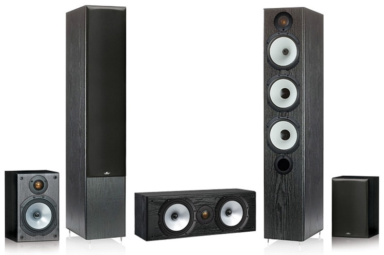 Monitor Audio Bronce MR 6 5.1 System