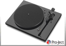 Pro-Ject Debut III Piano OM10