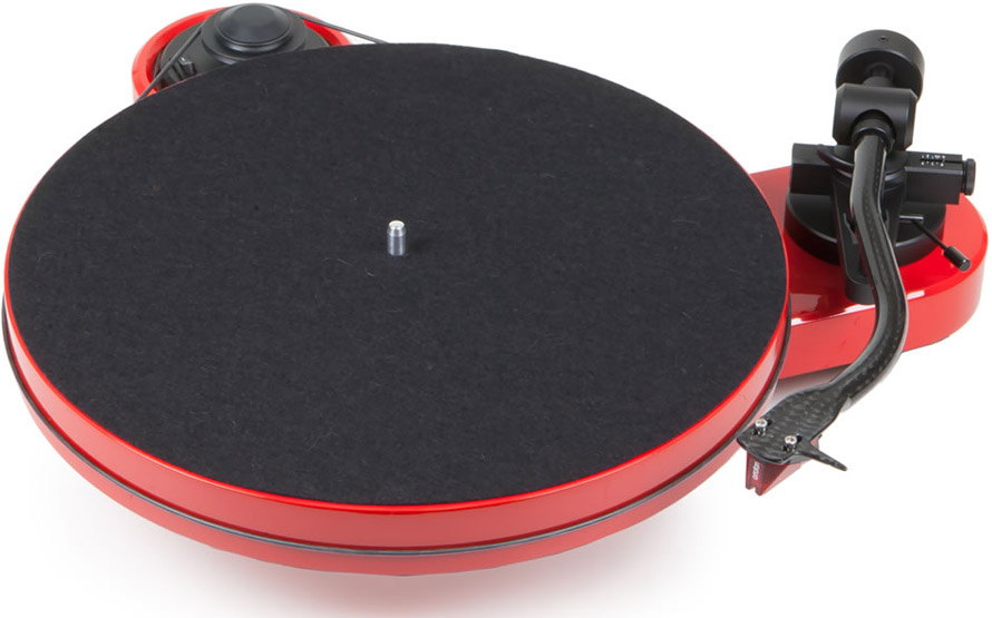 Pro-Ject RPM 1 2 M Red