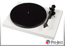 Pro-Ject Debut Carbon Blanca