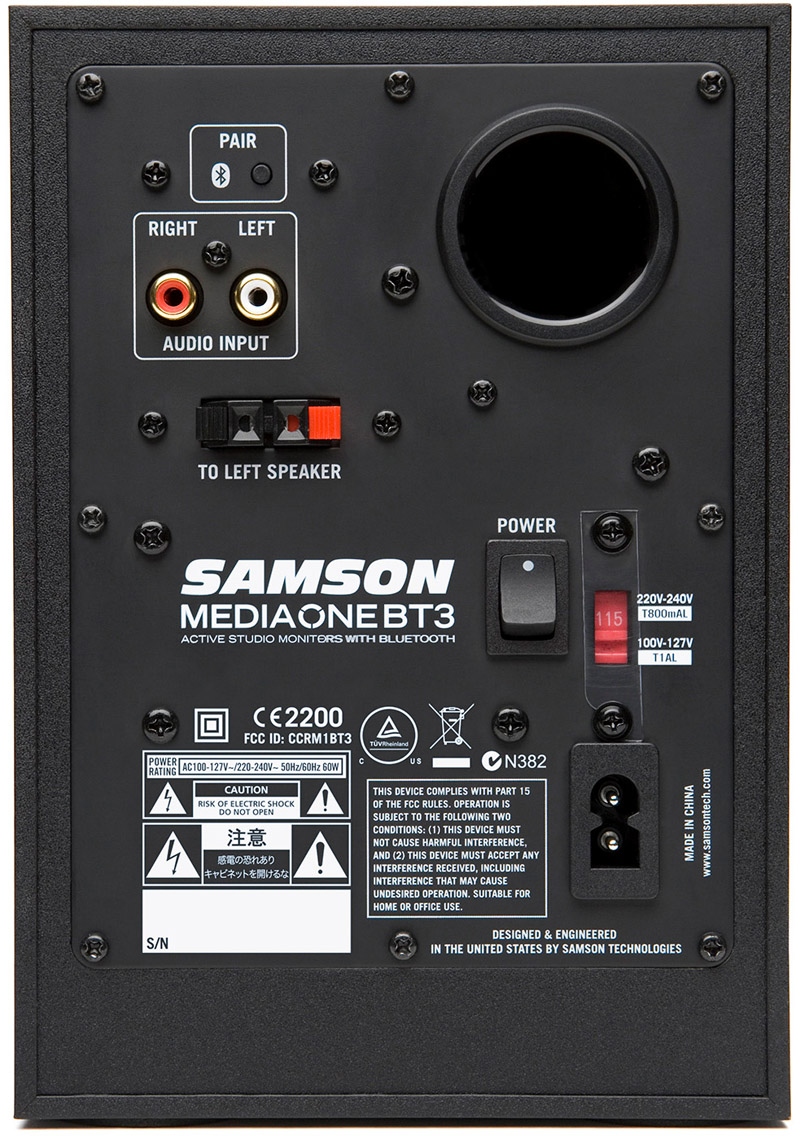 Samson Media One BT3